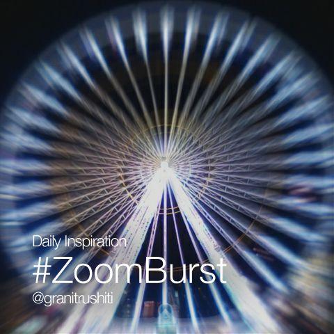 zoom burst photography