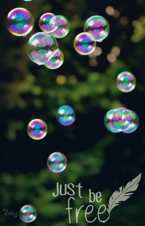 photography bubbles emotion serenity nature
