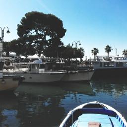 cassis bateaux port