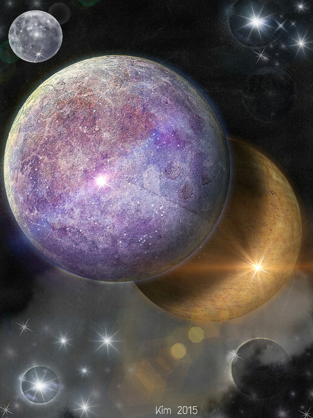 #space #lensflare #clipart #nature