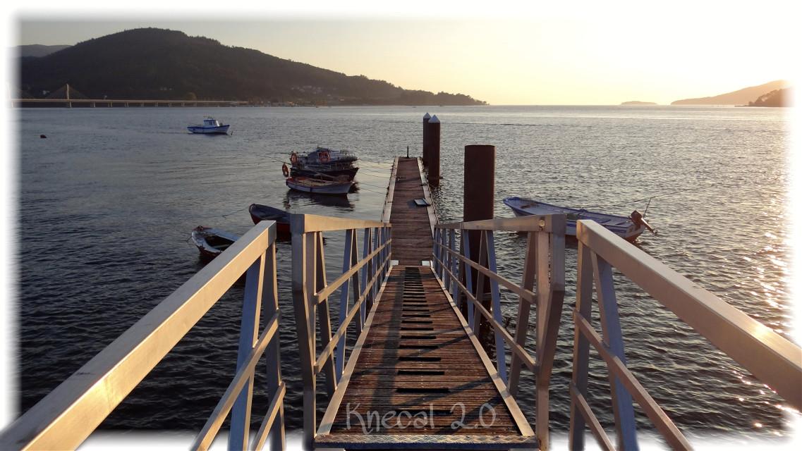 #freetoedit #bridge #sea