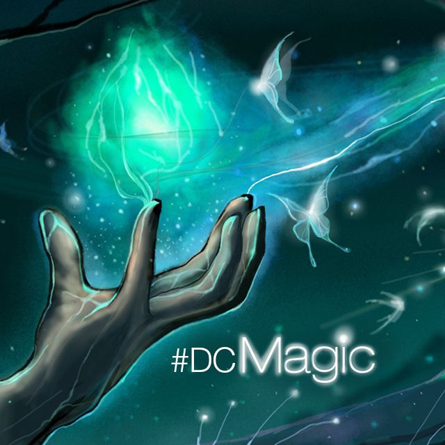 magic drawing challange