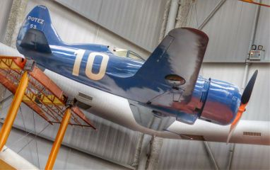 hdr avion airkraft museum france