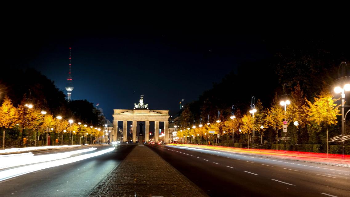 Brandenburger Tor.Berlin