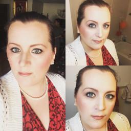 jobinterview makeup outfit