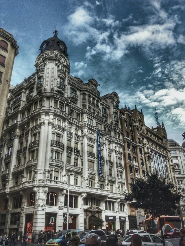 #madrid #street  #city
