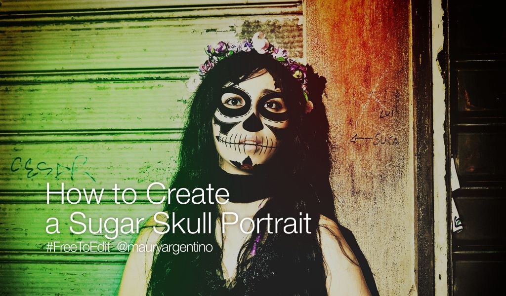 Celebrate The Day Of The Dead By Creating Your Own Sugar Skull