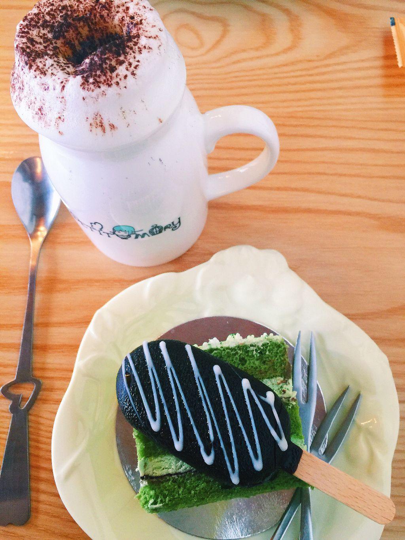 Matcha azuki #dessert #matcha #coffee #tiramisu #desserttime #foodlover