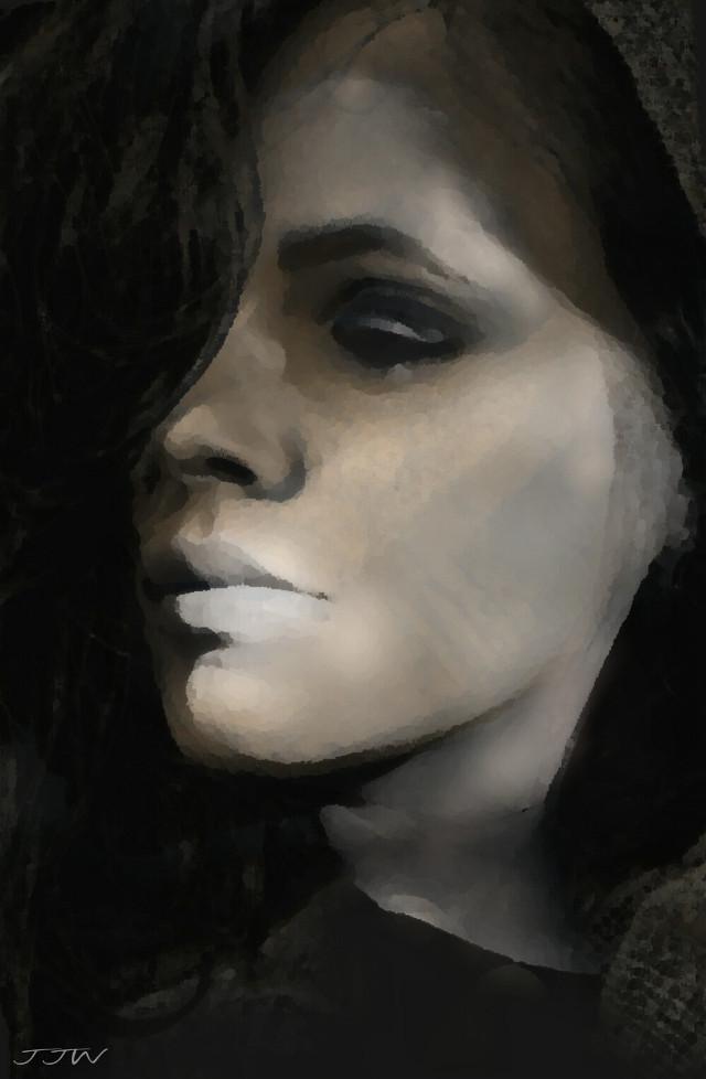 #gouache   #blackandwhite #sketch   #highlights