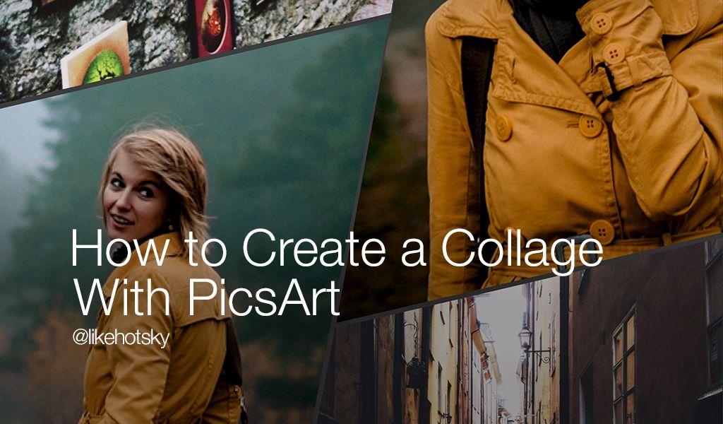 collage tutorial