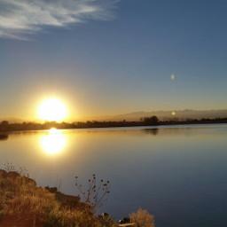 sunset atardecer sol