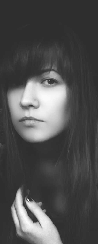 #photography  #blackandwhite #face #girl #monohrom  #me #woman #portrait