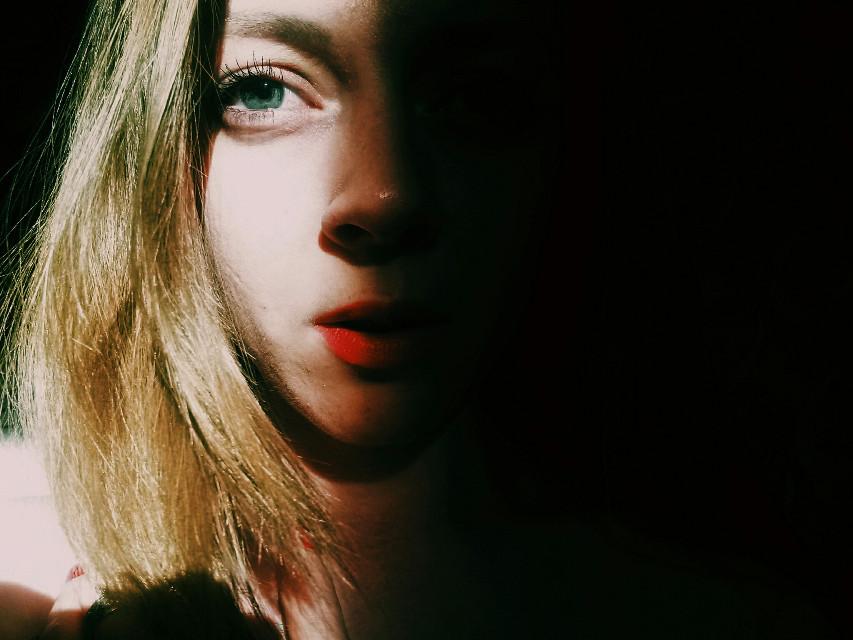 #photography #portrait #lightandshadow #people  #darknessandlight