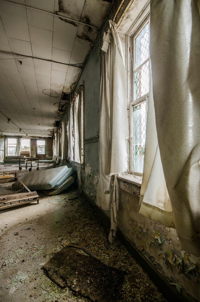 #photography #hdr #abandoned #alabama #urbex #nikon #haikyo