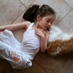 dpckidsandpets baby nationalpetday love people