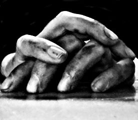 hands blackandwhite freetoedit