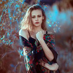 fashion russian losangeles beauty