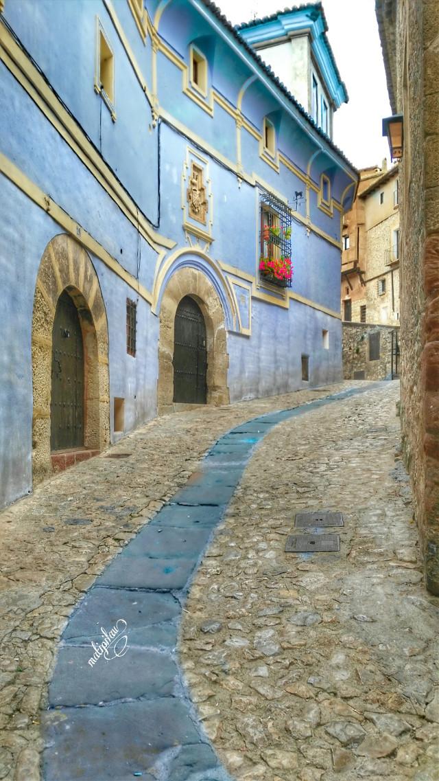 #Architecture# typical architecture    Aragonese#Albarracin#travel#emotion.