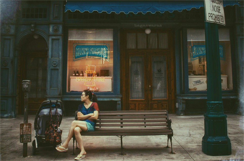 Klein's Pharmacy  #people #universalstudiosingapore #colorful #photography #travel #oldpicture