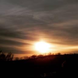 interesting nature sky photography sunset nofilters winter upstateny