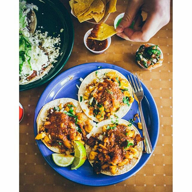 Would travel for tacos #fishtacos