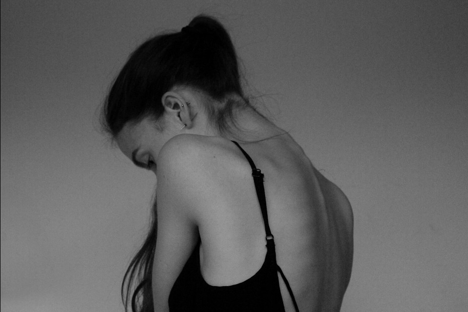 #personal #dark #showingemotions #young #pale #skin #skinonskin #blackwhite #naturally #me #bones #artsy #youngartists #art #mine #blackandwhite #emotions #people #artsy #personal #feelings