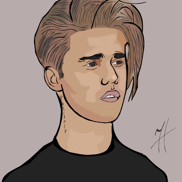 #justinbieber #art #interesting
