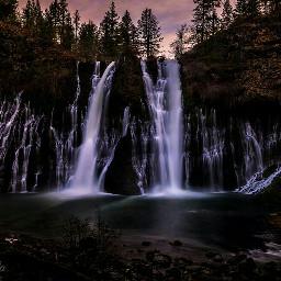 waterfalls photography shastatrinitynationalforest nature