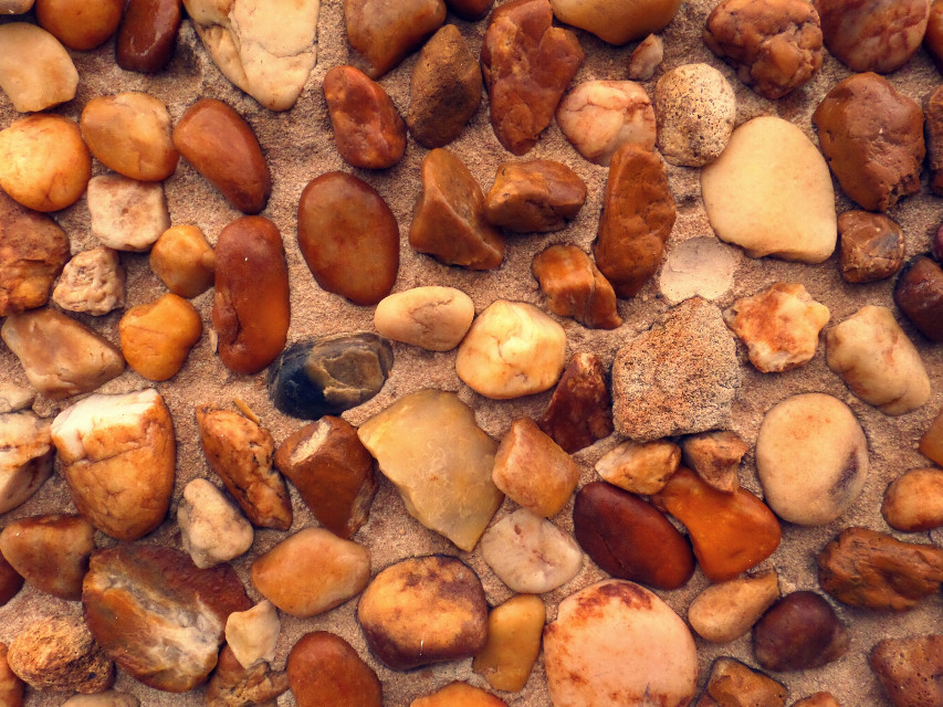Rocky II  #rocks #stones #red #orange  #nature