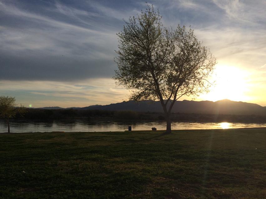 #river #sunset #beautiful #art #amazing #freetoedit