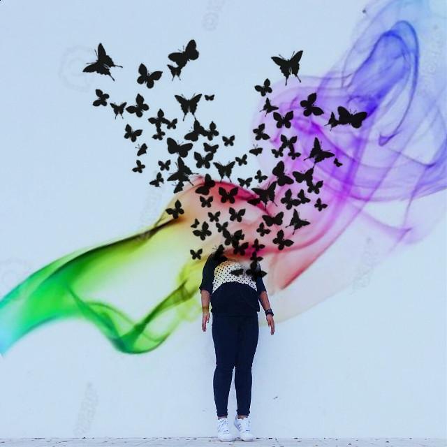 #WAPSmokes #art #butterflies #love #interesting