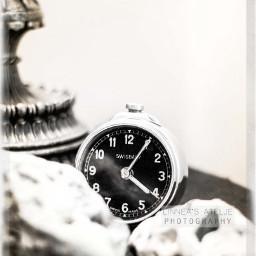 clock blackandwhite stilllife edited photography