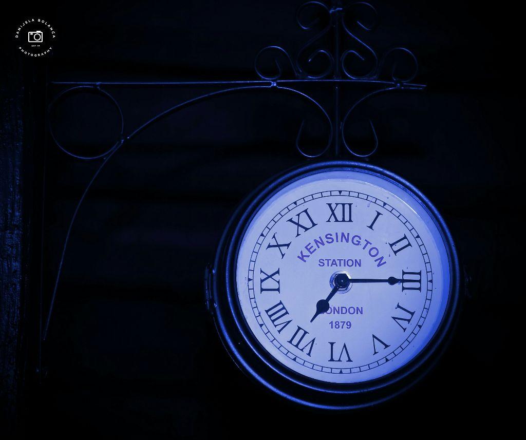 # clock