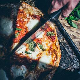 pizza homemade