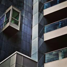 industrial gdynia geometric minimalism squared