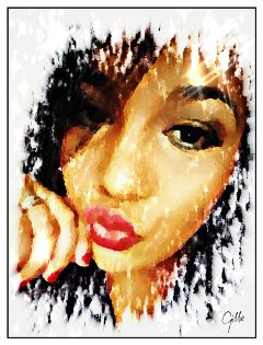 drawtools layers artisticportrait brushes oileffect