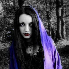 freetoedit splash colorsplash goth gothic