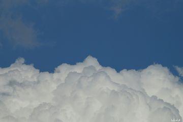freetoedit blue sky clouds noeffect