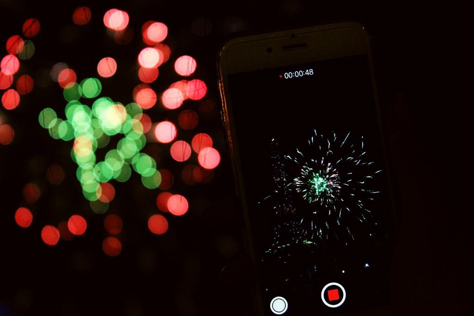 #paphotochallenge #bokeh #oldphoto  #fireworks #nightphotography