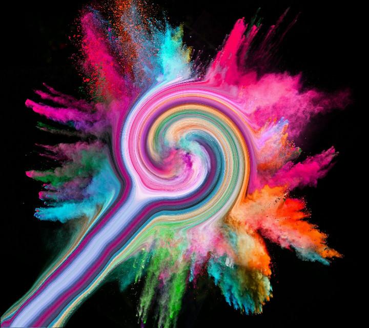 #FreeToEdit   #swirledeffect  #lollipop #warped  #food  #colorsplash  #colorful  #popart  #justforfun