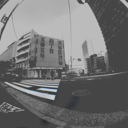 mobilephotowalk olloclip picsart japan fisheye