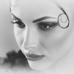 art blackandwhite model fineart portrait