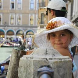 venice hat children cute